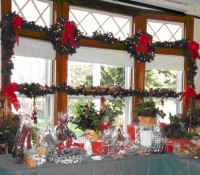 Boutique at West Fallmouth Library's Holiday House Tour