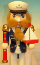 Sea Captain's Nutcracker Ballet