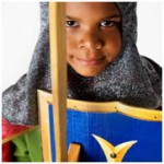 Knight and Princesses costumes for Winter Fun 'Royal Event' at WFL