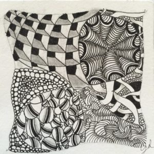 Zentangle Workshop for Adults