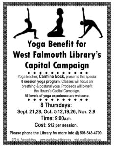 Yoga Benefit for Capital Campaign