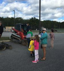 Touch a Truck Was a Success
