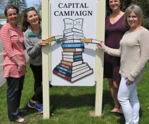 Capital Campaign Reaches 2.3 Million