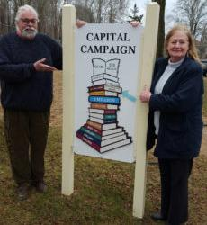 Capital Campaign Reaches 2.4 Million
