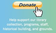 Donations greatly appreciated