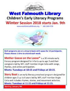 Children's Programming Winter Session