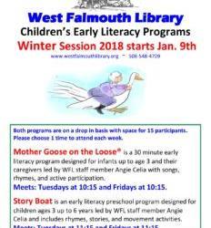 Children's Programming Winter Session