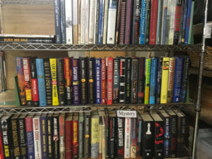 Book Donations for Summer Book Sale - On Hold